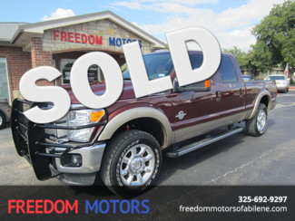 2011 Ford Super Duty F-250 Pickup Lariat in Abilene Texas