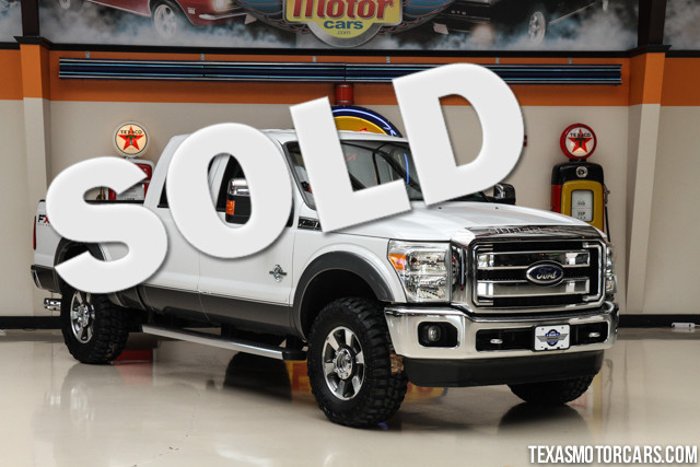 2011 Ford Super Duty F-250 Lariat This Carfax 1-Owner accident-free 2011 Ford Super Duty F-250 Lar