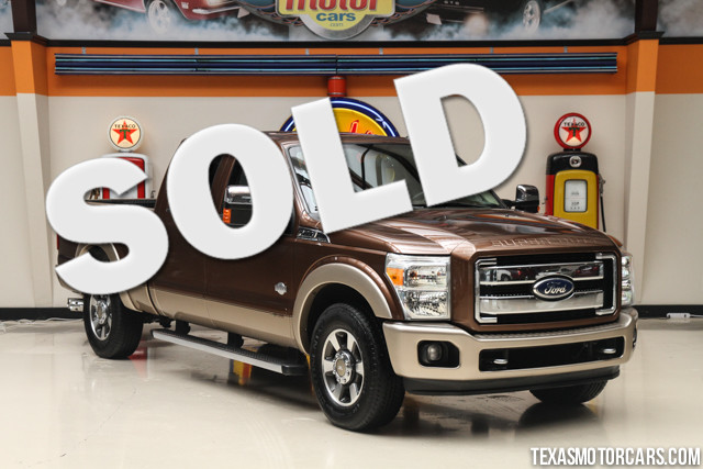 2011 Ford Super Duty F-250 King Ranch Financing is available with rates as low as 29 wac Get p