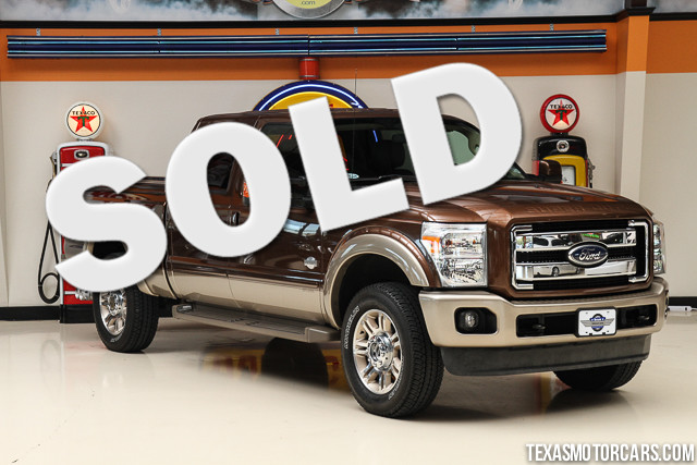 2011 Ford Super Duty F-250 King Ranch 4x4 This Carfax 1-Owner accident-free 2011 Ford Super Duty