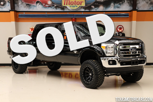 2011 Ford Super Duty F-250 Lariat Custom This Carfax 1-Owner 2011 Ford Super Duty F-250 6-Door Lar