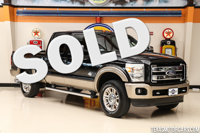 2011 Ford Super Duty F-250 King Ranch This Carfax 1-Owner 2011 Ford SUper Duty F-250 King Ranch is