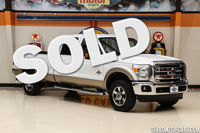 2011 Ford Super Duty F-250 Lariat 4x4 This 2011 Ford Super Duty F-250 Lariat is in excellent condi