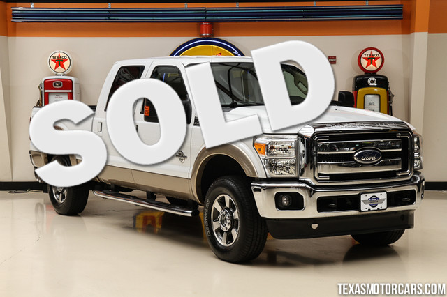 2011 Ford Super Duty F-250 Lariat 4x4 This Carfax 1-Owner 2011 Ford Super Duty F-250 Pickup Lariat