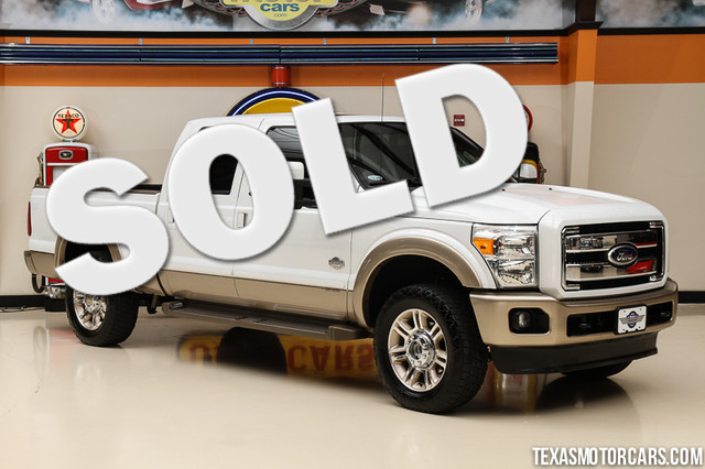 2011 Ford Super Duty F-250 King Ranch 4x4 This Clean Carfax 2011 Ford Super Duty F-250 King Ranch