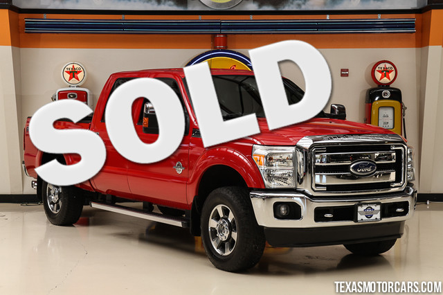 2011 Ford Super Duty F-250 Lariat 4x4 This Carfax 1-Owner 2011 Ford Super Duty F-250 Lariat is in