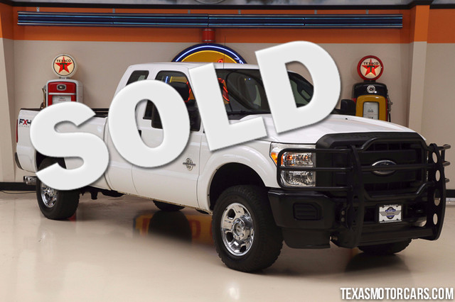 2011 Ford Super Duty F-250 XL This Carfax 1-Owner 2011 Ford Super Duty F-250 XL is in great shape