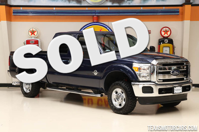2011 Ford Super Duty F-250 4x4 Financing is available with rates as low as 29 wac Get pre-app
