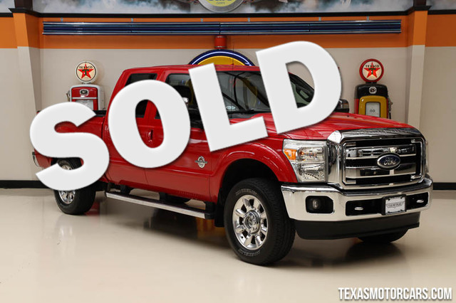 2011 Ford Super Duty F-250 Lariat This Carfax 1-Owner 2011 Ford Super Duty F-250 Lariat is in grea