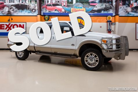 2011 Ford Super Duty F-250 Pickup King Ranch 4X4 in Addison