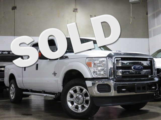 2011 Ford Super Duty F-250 XLT The previous owner kept extremely good care of this truck and the re