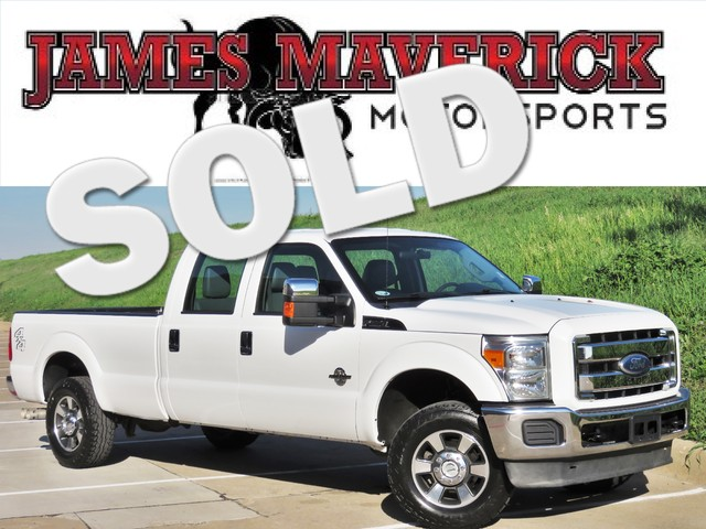 2011 Ford Super Duty F-250 XL CLEAN CARFAX NORTH TEXAS TRUCK 67L 4X4 POWER EQUIPMENT TRAILER