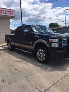 2011 Ford Super Duty F-250 Pickup King Ranch Devine, Texas 2