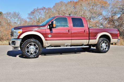 2011 Ford Super Duty F-250 Pickup Lariat - 4x4 in Liberty Hill , TX