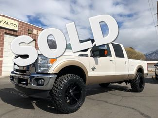 2011 Ford Super Duty F-250 Pickup Lariat LINDON, UT