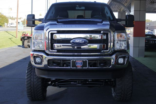 2011 Ford Super Duty F-250 Pickup XLT Crew Cab 4x4 FX4 - LIFTED - $15K IN EXTRA$! Mooresville , NC 15