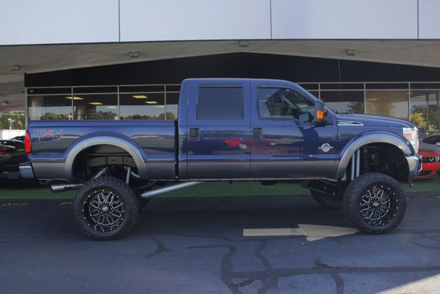 2011 Ford Super Duty F-250 Pickup XLT Crew Cab 4x4 FX4 - LIFTED - $15K IN EXTRA$! Mooresville , NC 13