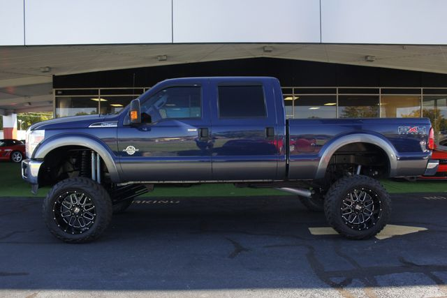2011 Ford Super Duty F-250 Pickup XLT Crew Cab 4x4 FX4 - LIFTED - $15K IN EXTRA$! Mooresville , NC 14