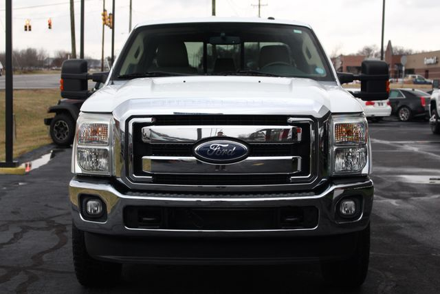 2011 Ford Super Duty F-250 Pickup Lariat Crew Cab 4x4 FX4 - HEATED/COOLED LEATHER! Mooresville , NC 17