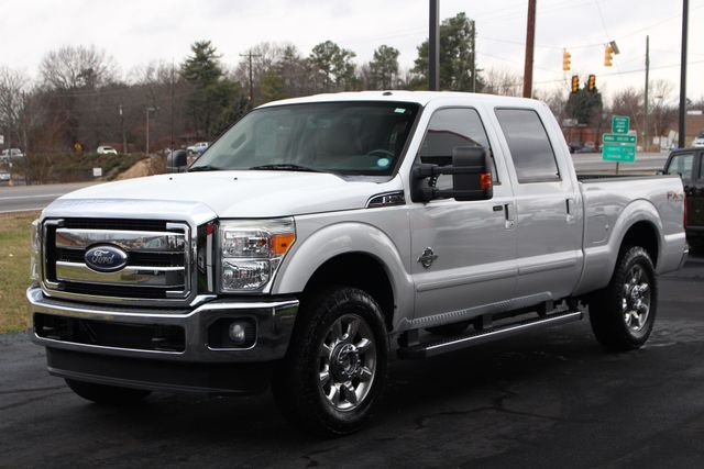 2011 Ford Super Duty F-250 Pickup Lariat Crew Cab 4x4 FX4 - HEATED/COOLED LEATHER! Mooresville , NC 20
