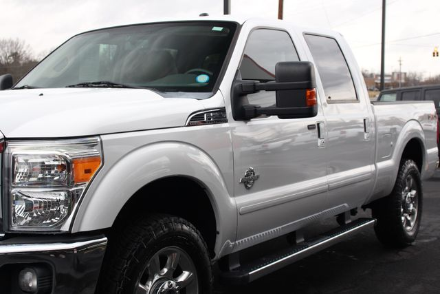2011 Ford Super Duty F-250 Pickup Lariat Crew Cab 4x4 FX4 - HEATED/COOLED LEATHER! Mooresville , NC 22
