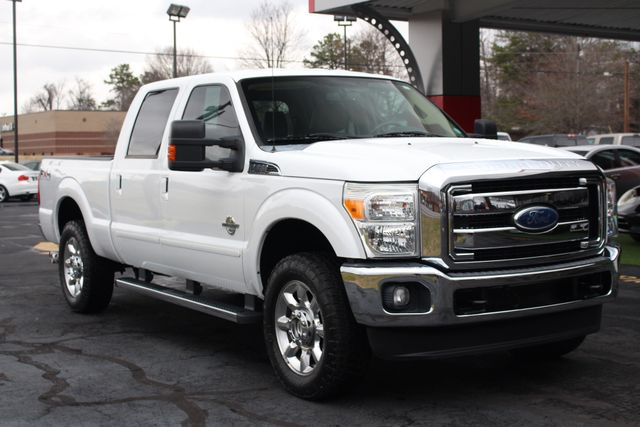 2011 Ford Super Duty F-250 Pickup Lariat Crew Cab 4x4 FX4 - HEATED/COOLED LEATHER! Mooresville , NC 19