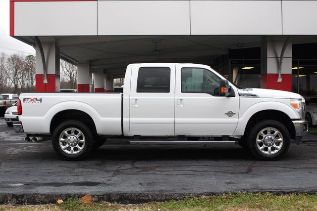 2011 Ford Super Duty F-250 Pickup Lariat Crew Cab 4x4 FX4 - HEATED/COOLED LEATHER! Mooresville , NC 15