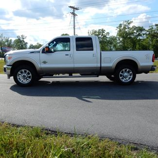 2011 Ford Super Duty F-250 Pickup Lariat Myrtle Beach, SC 1