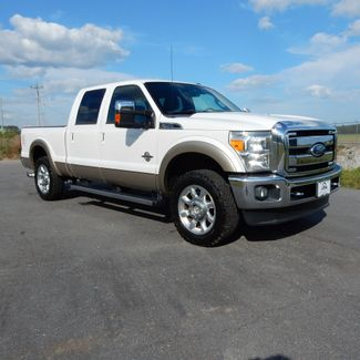 2011 Ford Super Duty F-250 Pickup Lariat Myrtle Beach, SC 7