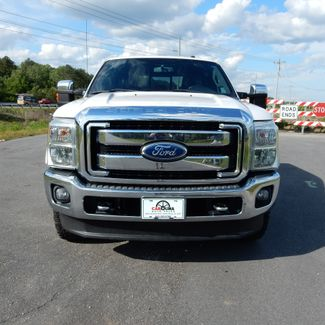 2011 Ford Super Duty F-250 Pickup Lariat Myrtle Beach, SC 8