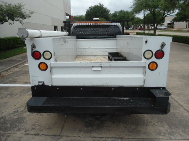 2011 Ford Super Duty F-250 Pickup XL Utility Bed Plano, Texas 3