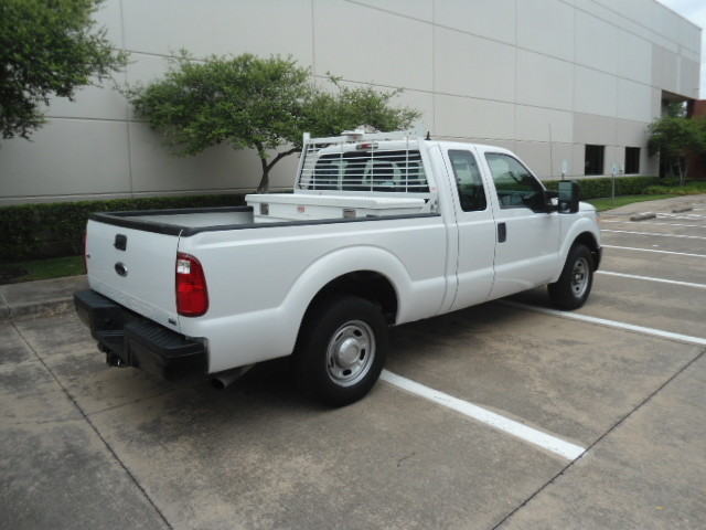 2011 Ford Super Duty F-250 Pickup XL Ext. Cab Plano, Texas 2
