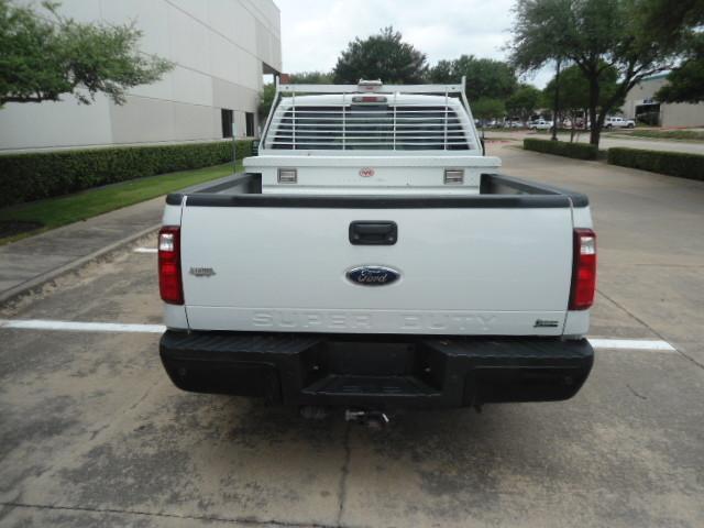2011 Ford Super Duty F-250 Pickup XL Ext. Cab Plano, Texas 3