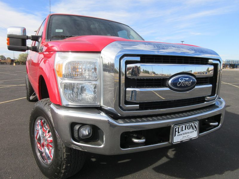 2011 Ford Super Duty F-250 Pickup XLT 4X4  Fultons Used Cars Inc  in , Colorado