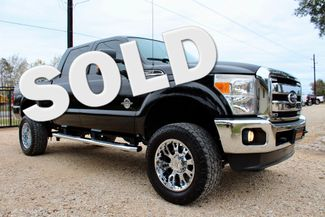 2011 Ford Super Duty F-250 Lariat Crew Cab FX4 4X4 6.7L Powerstroke Diesel Auto LIFTED Sealy, Texas
