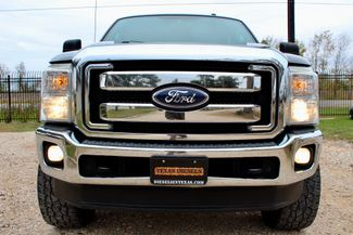 2011 Ford Super Duty F-250 Lariat Crew Cab FX4 4X4 6.7L Powerstroke Diesel Auto LIFTED Sealy, Texas 13