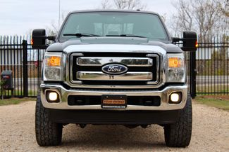 2011 Ford Super Duty F-250 Lariat Crew Cab FX4 4X4 6.7L Powerstroke Diesel Auto LIFTED Sealy, Texas 3