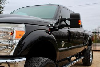 2011 Ford Super Duty F-250 Lariat Crew Cab FX4 4X4 6.7L Powerstroke Diesel Auto LIFTED Sealy, Texas 4