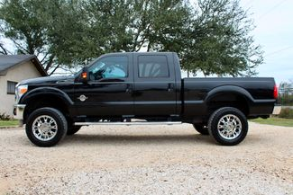 2011 Ford Super Duty F-250 Lariat Crew Cab FX4 4X4 6.7L Powerstroke Diesel Auto LIFTED Sealy, Texas 6