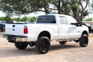 2011 Ford Super Duty F-250 Lariat Crew Cab FX4 4X4 6.7L Powerstroke Diesel Auto LIFTED LOADED Sealy, Texas 11