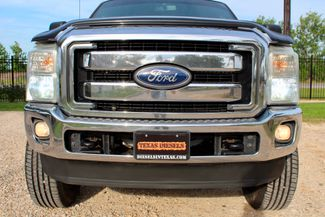 2011 Ford Super Duty F-250 Lariat Crew Cab FX4 4X4 6.7L Powerstroke Diesel Auto LIFTED LOADED Sealy, Texas 13