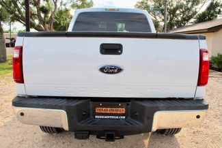 2011 Ford Super Duty F-250 Lariat Crew Cab FX4 4X4 6.7L Powerstroke Diesel Auto LIFTED LOADED Sealy, Texas 18