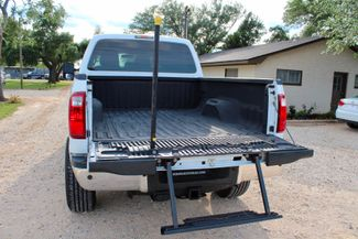 2011 Ford Super Duty F-250 Lariat Crew Cab FX4 4X4 6.7L Powerstroke Diesel Auto LIFTED LOADED Sealy, Texas 17