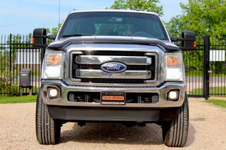 2011 Ford Super Duty F-250 Lariat Crew Cab FX4 4X4 6.7L Powerstroke Diesel Auto LIFTED LOADED Sealy, Texas 3