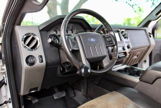 2011 Ford Super Duty F-250 Lariat Crew Cab FX4 4X4 6.7L Powerstroke Diesel Auto LIFTED LOADED Sealy, Texas 32