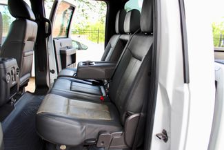 2011 Ford Super Duty F-250 Lariat Crew Cab FX4 4X4 6.7L Powerstroke Diesel Auto LIFTED LOADED Sealy, Texas 38