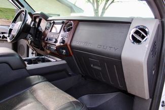 2011 Ford Super Duty F-250 Lariat Crew Cab FX4 4X4 6.7L Powerstroke Diesel Auto LIFTED LOADED Sealy, Texas 45