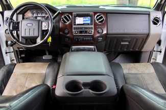 2011 Ford Super Duty F-250 Lariat Crew Cab FX4 4X4 6.7L Powerstroke Diesel Auto LIFTED LOADED Sealy, Texas 51