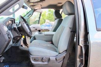 2011 Ford Super Duty F-250 XLT Crew Cab 4X4 6.7L Powerstroke Diesel Auto Sealy, Texas 34
