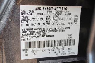 2011 Ford Super Duty F-250 XLT Crew Cab 4X4 6.7L Powerstroke Diesel Auto Sealy, Texas 71
